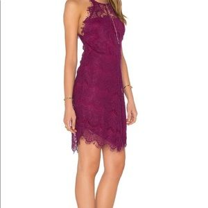 Free People Dresses - Free People Intimately berry lace dress size L